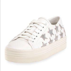 Saint Laurent platform sneakers